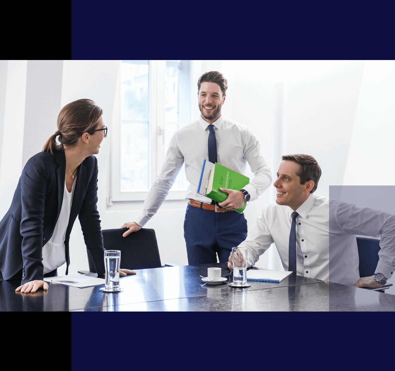 Tätigkeitsbereiche für Unternehmen